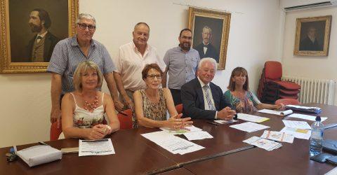 Réunion en mairie de Sisteron pour défendre le Service Public