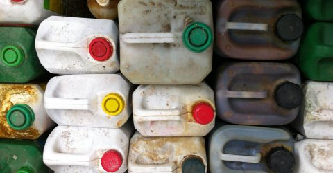 Déchets chimiques